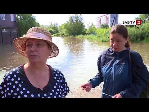 Читинцы обвиняют в страшных последствиях наводнения Анатолия Михалёва и его свиту