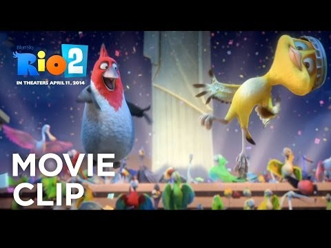 Rio 2 | New Year's Eve Clip | 20th Century FOX