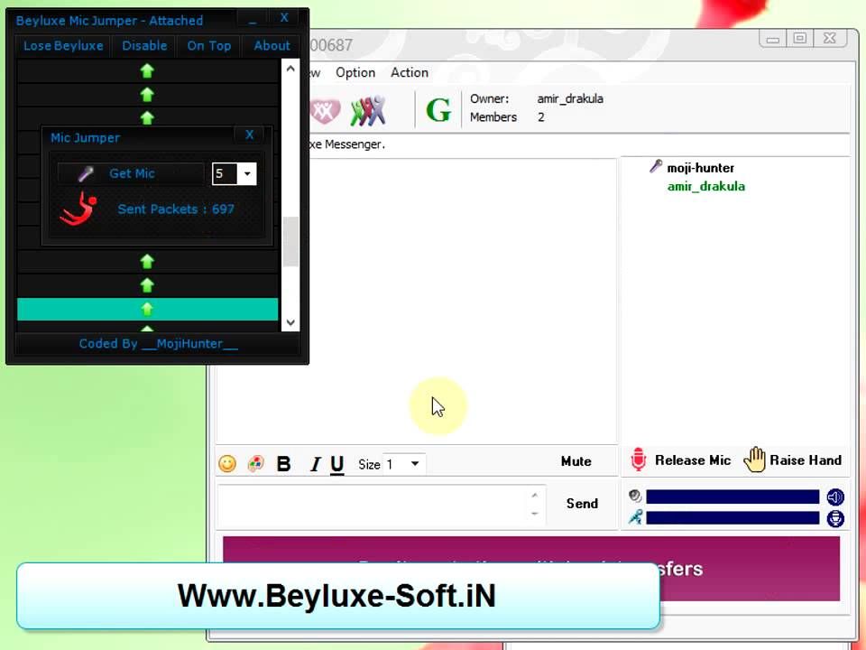 Beyluxe Voice Control Free Download