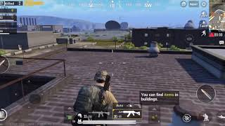 Killed a hacker #pubgmobile#device iphone x.