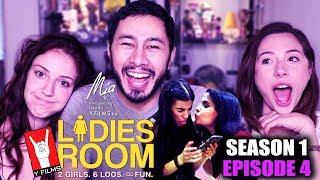 LADIES ROOM Episode 4   Reaction w/ Hope & Rachel!