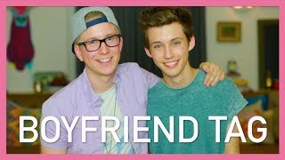 "Download Lagu The ""Boyfriend"" Tag (ft. Troye Sivan) 