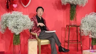 Ken Jeong Recites a Special Valentine's Day Poem