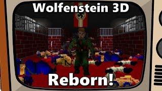 Wolfenstein 3D Reborn with Brutal Wolfenstein!