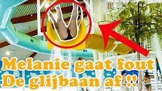 MELANIE GAAT FOUT DE GLIJBAAN AF !! - KOETLIFE EXTRA