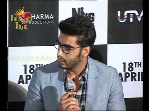 Trailer launch of the film '2 States' 1