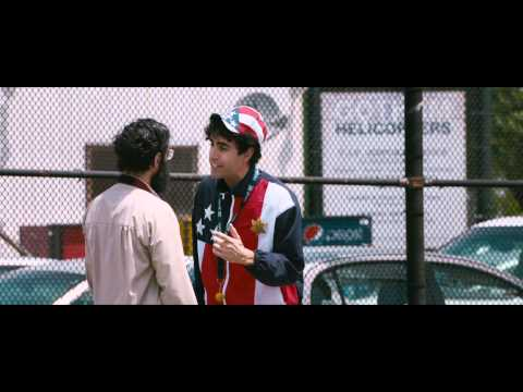 The Dictator Movie Extended Scene: Helicopter
