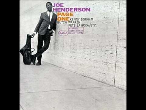 Joe Henderson - Jinrikisha