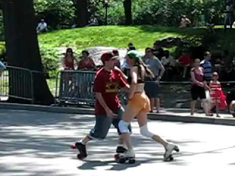 New York City Central Park Dance Accociations CPDSA 30.05.