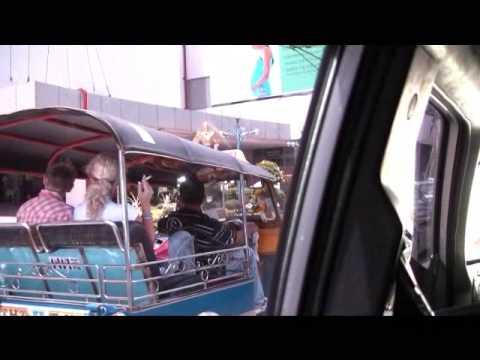 Streets of Bangkok: Sathorn Road to Chatuchak Weekend Market