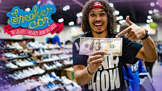 What Can $100 Buy At SNEAKER CON Chicago?