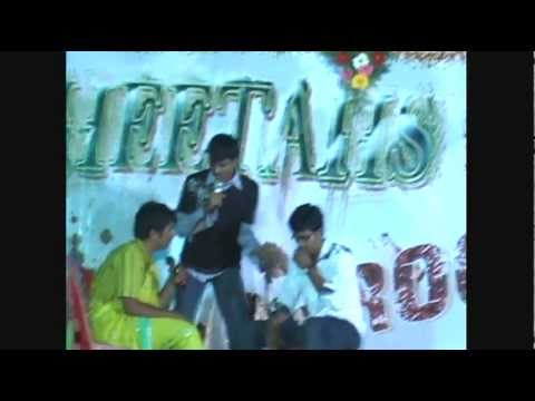 Best Telugu Comedy Skit By Srkr Engg College Cse Guys.wmv video