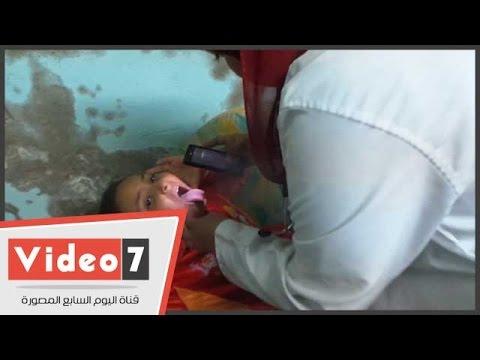 بالفيديو علشانك يا بلدى تنظم أول قافلة طبية لإغاثة أهالى بولاق أبو العلا
