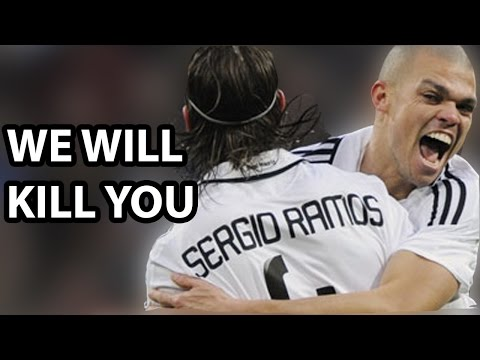 Pepe and Ramos ᴴᴰ