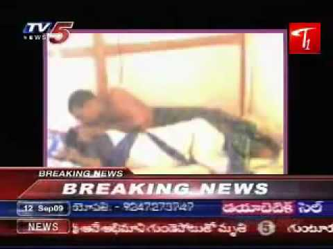 Anantapur Police Arrest The Vajrakaru Sex Scandal.flv video