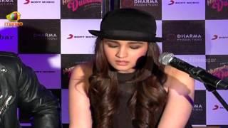 download lagu Alia Bhatt Singing Main Tenu Samjhawan Ki Song  gratis