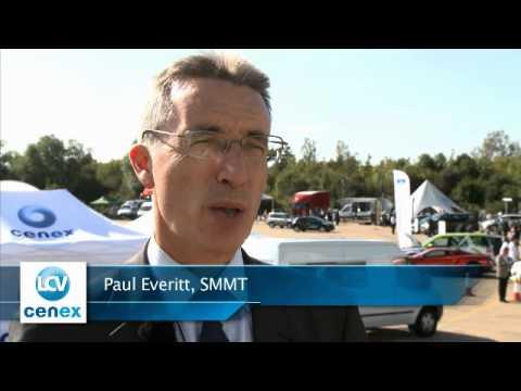Paul Everitt, SMMT Speaking at LCV2012