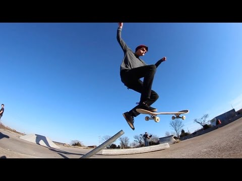 A Day in the Life 8: Country-Fried Skateboarding!