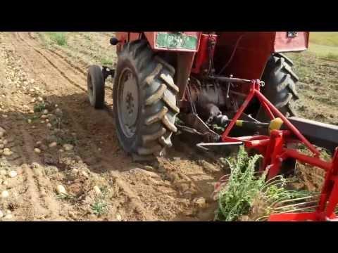 IMAC Potato Digger / IMAC masina za vadjenje krompira - mrepeat.com
