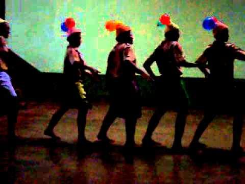 Tari Blek Dik Dot Arhanudse15 video