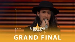 "download lagu Andmesh Kamaleng ""Aku Cuma Punya Hati""  Grand Final gratis"