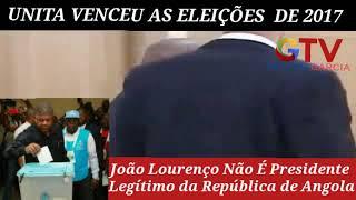 Angola General Higino Carneiro Revela A fraude Das Eleições de 2017 João Lourenço falso Presidente