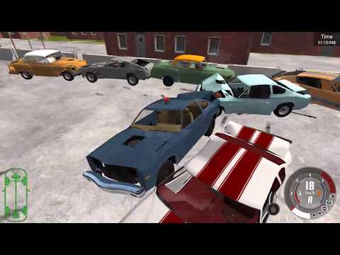 BeamNG.Demolition - The Fair Grounds Stream - 25.9.2017