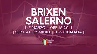 Serie A1F [17^]: Brixen - Salerno 27-28