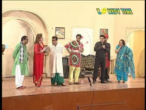 Kurian Razi Munday Baghi New Pakistani Punjabi Full Latest Stage Drama September 2013