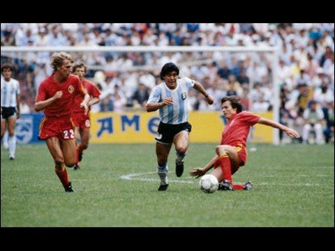 Diego Armando Maradona - World Cup 1986 - Unique Kinetics