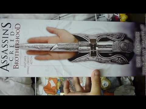 Assassin's Creed Hidden Blade Unboxing