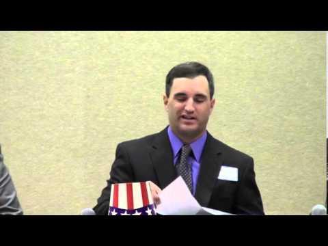 Joseph Wheeler for Valdosta City Council District 6 @ AAUW 2013-10-15