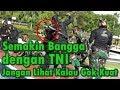Aksi TNI di depan Menhan AS, Jangan Lihat Kalau Gak Kuat