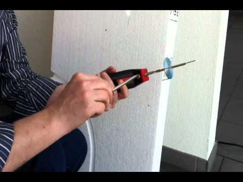 Styroporschneider HSGM-Styro-Cut 140, Styrofoamcutter Styro-Cut 140