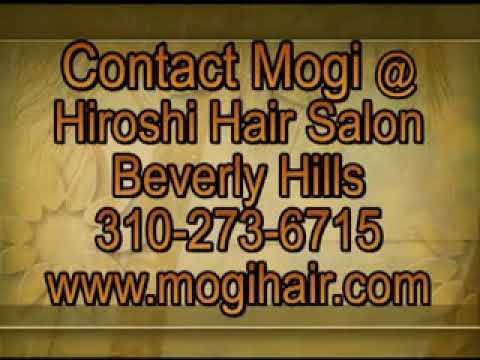 Hairstyle Makeover & Hair Stylist Mogi Intro