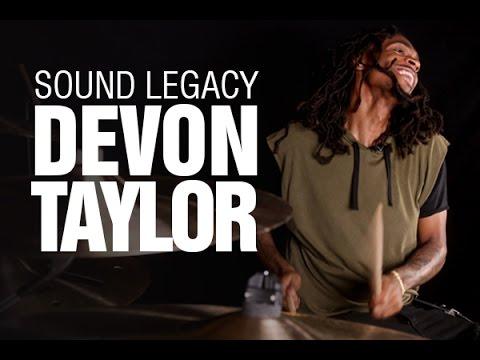 Zildjian Sound Legacy - Devon Taylor of Justin Bieber