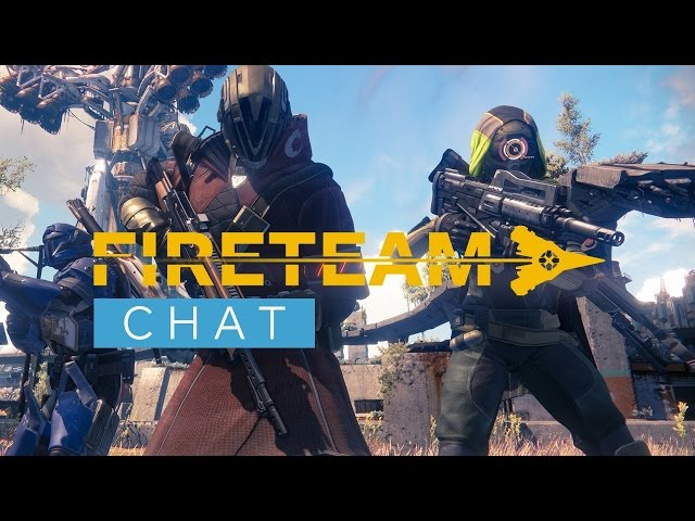 Destiny: Bigger Vaults - Fireteam Chat Ep. 12