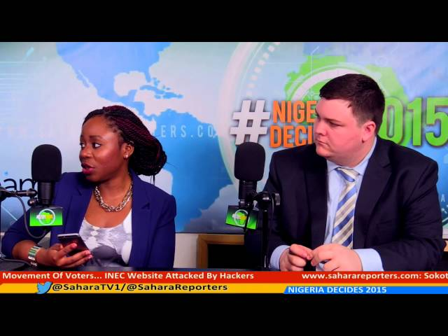 #NIGERIADECIDES 2015 PANEL 6