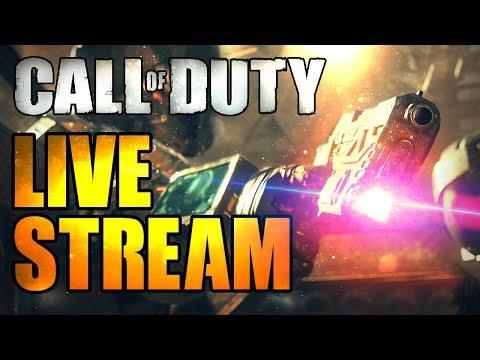 Call of Duty - Ghosts / Infinite Warfare LIVE STREAM - De-Atomizer Live