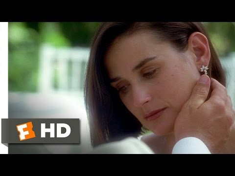 Indecent Proposal (7 8) Movie Clip - David Talks About The Past (1993) Hd video