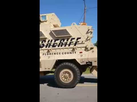 Coward SC Harvest Festival Parade 2017 Part 1