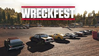 Northernlion Tries: Wreckfest! [Twitch VOD]