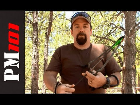 Chief AJ HFX Slingshot / Slingbow Basics w/ Wingman115