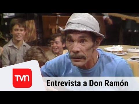 Entrevista a Don Ramón en Vamos a ver de TVN Chile - Parte 2