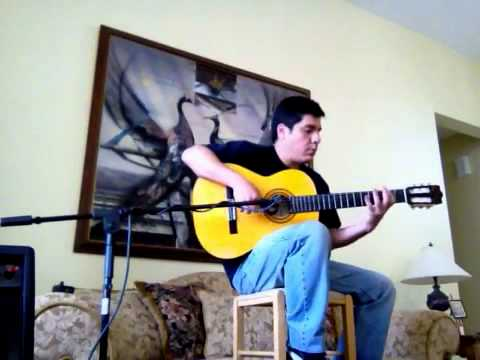 Cesar Paucar - Simple Gifts (as recorded by Christopher Parkening)