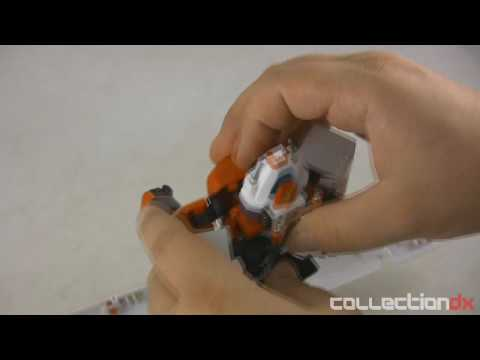Soul Of Chogokin Daimos Review - Collectiondx video