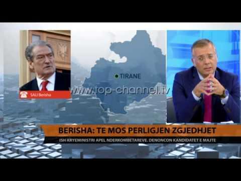 Berisha apel ndërkombëtarëve: Të mos përligjen zgjedhjet - Top Channel Albania - News - Lajme
