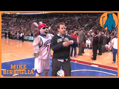 Mike Birbiglia Tour Week Five - The Basketball Finale