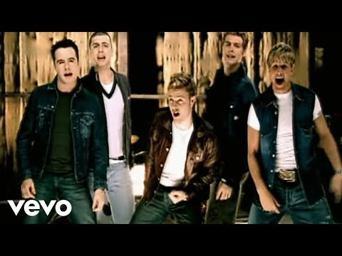 Westlife - When You're Looking Like That (Official Video)