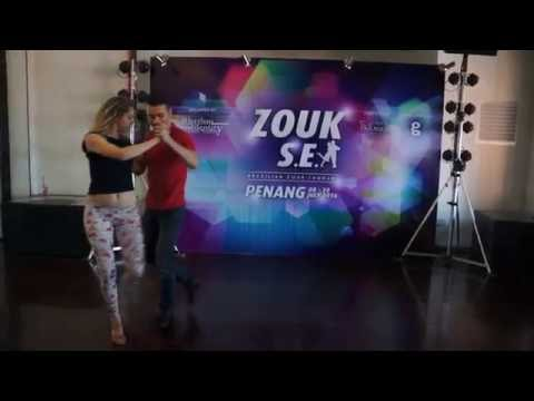 Zouk SEA 2016 ACD-8 - Audrey and Alisson ~ video by Zouk Soul